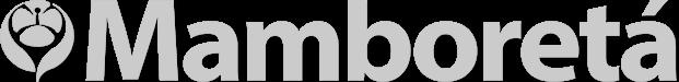 Mamboretá - Para que el Verde siga siendo Vida - Logo oficial (gris)
